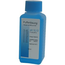 Pufferlösung 100 ml pH 10 blau
