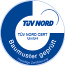 TÜV tested quality