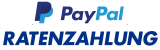 Zahlungsart PayPal Ratenzahlung
