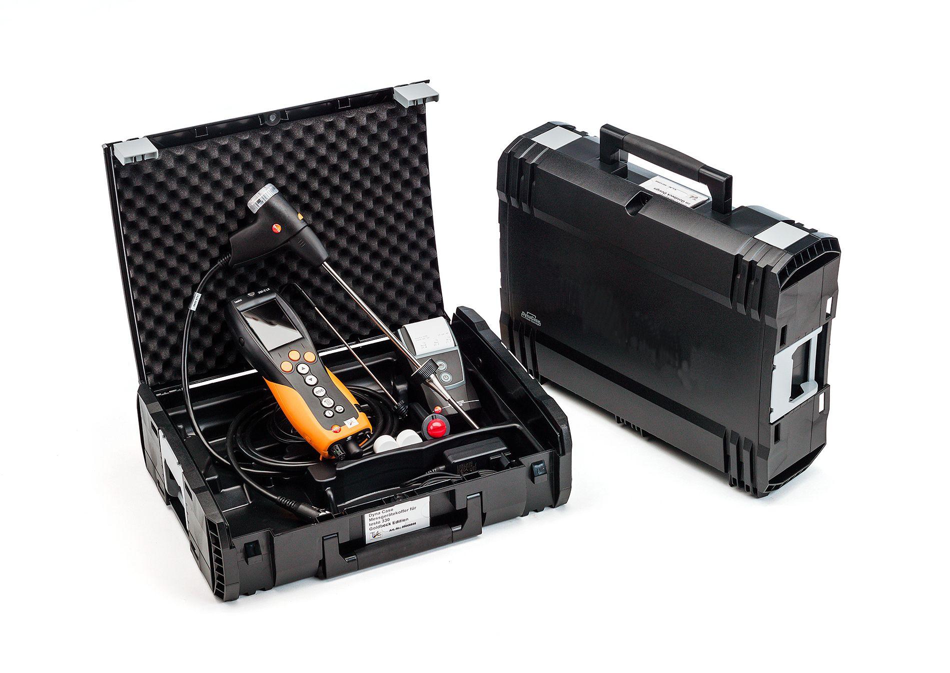 Abgasmessgeräte Set testo 330-2 LX im DynaCase inkl. Drucker