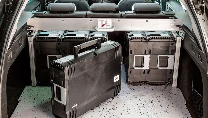 DynaRack - Die Lösung für Ladungssicherung