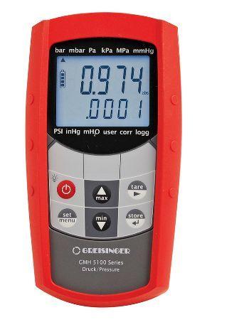 Wasserdifferenzdruck Set