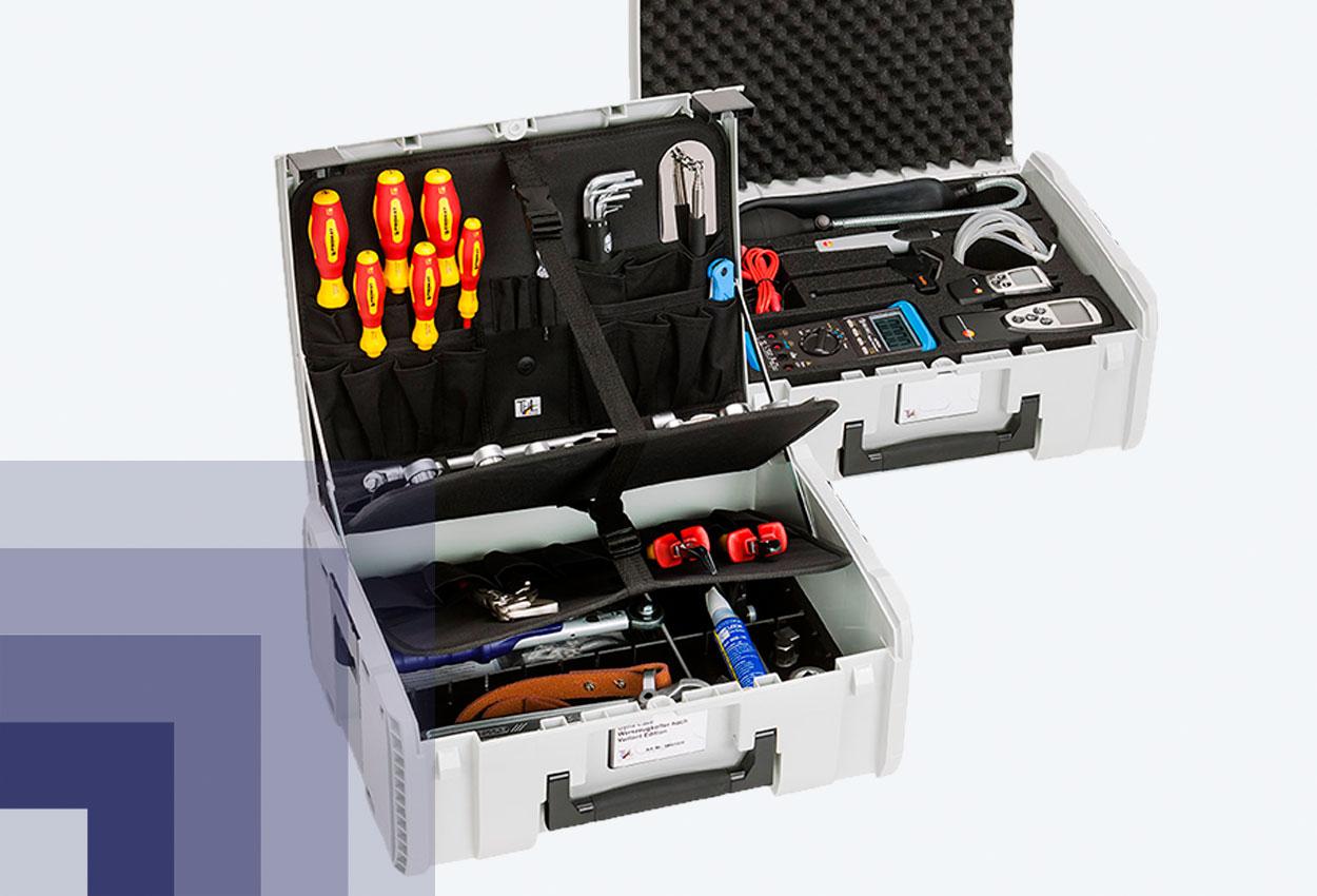 Tool-Kits KWK Expert Basic Set Werkzeugsets